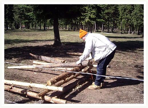 Teen Learning New Skills - Wood Creek Academy
